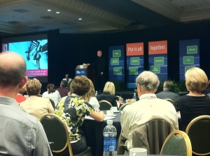 ABA Marketing Confernce - Brett King